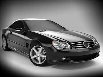 Intune Car Services of Harrogate | Independent MERCEDES specialists